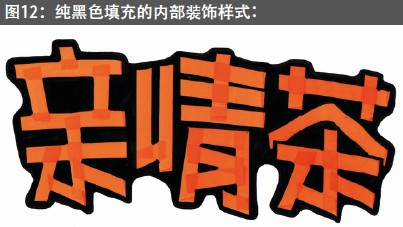 中国药店-手绘pop字体装饰